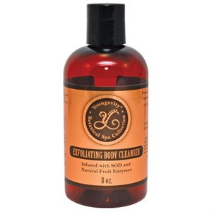 Picture of YGY Botanical Spa Exfoliating Body Cleanser - 8 oz